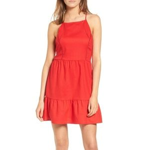 Nordstrom | Speechless | Halter Minidress